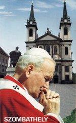 Szentmise a Szentatyával Szombathelyen