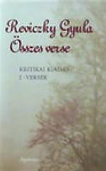 Reviczky Gyula összes - Kritikai kiadás