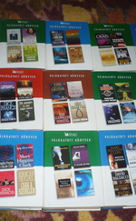 vállogatott könyvek 1