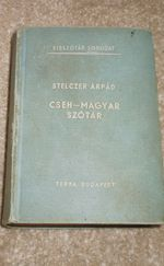 Cseh-magyar szótár