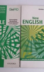 New English File Intermediate Student's Book és Munkafüzet érettségi feladatokkal és CD melléklettel