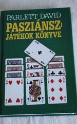 Pasziánsz játékok könyve