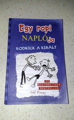 Egy ropi naplója - Rodrick a király