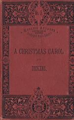 A Christmas Carol by Dickens (RITKA kötet)
