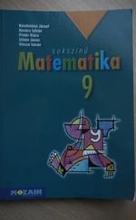 Matematika tankönyv 9.