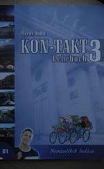 Kon-takt 3. német tankönyv