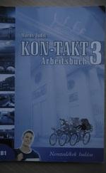Kon-takt 3. német munkafüzet