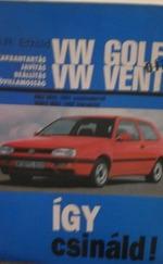 VW Golf VW Vento Dízel Így csináld!