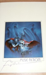 Fujkin István Music Fiction portfólió album