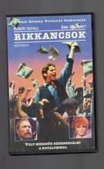 Rikkancsok VHS kazetta