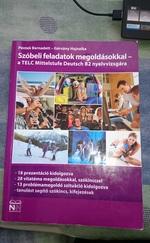 Szóbeli feladatok megoldásokkal a TELC B2 nyelvvizsgára