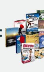 Csomagban 1 db könyv és 2 db DVD - Lélekpillangó