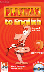 Playway to English 1 - Activity Book + CD ROM
