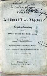 Arithmetik und Algebre