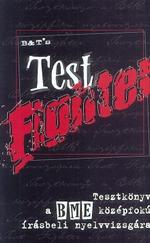 Test Fighter - Tesztkönyv a BME középfokú írásbeli nyelvvizsgára