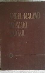 Angol-Magyar műszaki szótár