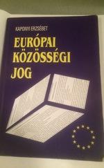 Európai Közösségi Jog