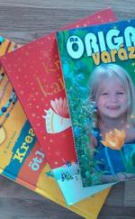 kézműves gyerekkönyvek