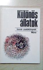 Különös állatok - Búvár zsebkönyvek sorozat