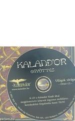 Kalandor együttes demo CD