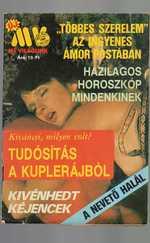 Új Mi Világunk Magazin 1989/7. száma képregénnyel