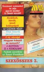 Új Mi Világunk Magazin1989/11-12. száma képregénnyel