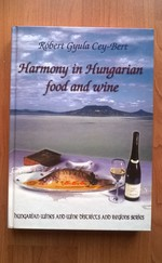 Thumb harmony in hungarian food and wine