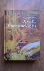 A VALLÁS FENOMENOLÓGIÁJA
