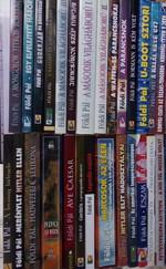 45 darabos Földi Pál könyvgyűjtemény eladó