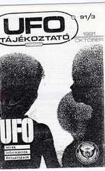 UFO Tájékoztató 91/3 (Ritkaság)