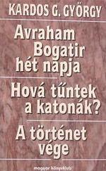 Avraham Bogatir hét napja+2
