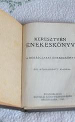Keresztyén énekeskönyv (evangélikus)
