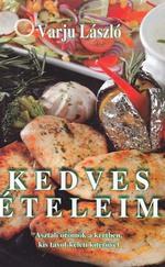 Kedves ételeim (ÚJ és RITKA kötet)