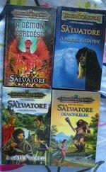 Salvatore könyvek