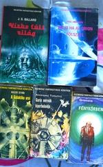 Galaktika-Kozmosz könyvek