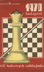 Baráti hadseregek sakkbajnoksága 1970