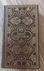 Dávid zsoltárok/A költő és a tipográfus