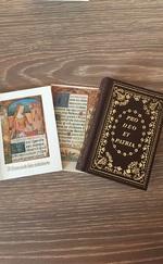 A flamand hóráskönyv(minikönyv)