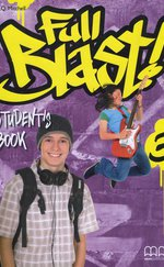 Full Blast! Student's Book 3.