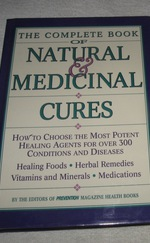 The complete Book of Natural and Medicinal Cures