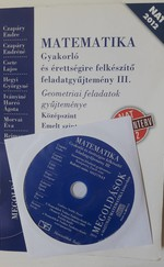 MATEMATIKA Gyakorló és érettségire felkészítő feladatgyűjtemény III. (+CD megoldások)