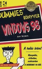Windows 98 - Dummies könyvek