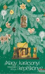 Nagy karácsonyi képeslapkönyv