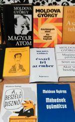 Moldova György könyvek