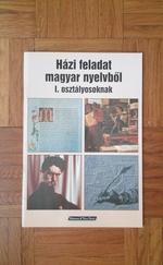 Házi feladat magyar nyelvből I.osztályosoknak