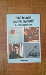 Házi feladat magyar nyelvből II.osztályosoknak