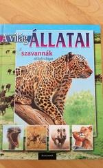 A szavannák állatvilága