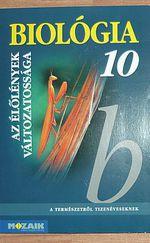Gál Béla Biológia 10. MS-2641 Mozaik Kiadó