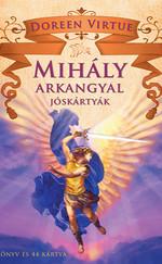 Mihály Arkangyal 44 lapos jóskártya + könyv