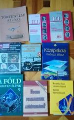 Középiskolai Könyvcsomag